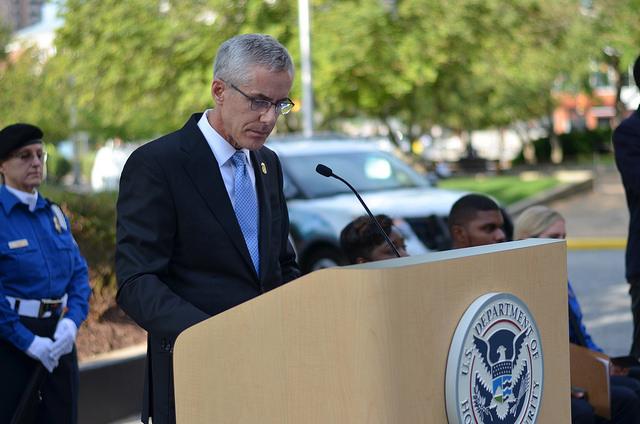 9/11 15th Anniversary Remembrance Event at TSA Headquarter, Arlington, VA