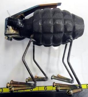 Grenade Creature