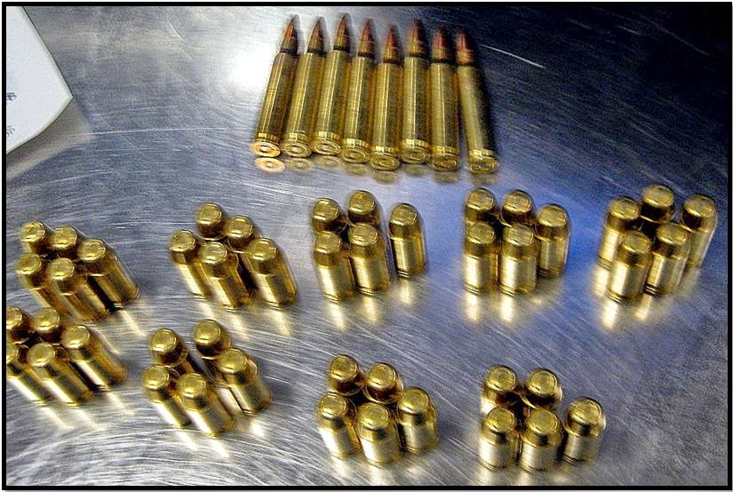 Ammunition in Carry-on Bag at MCO