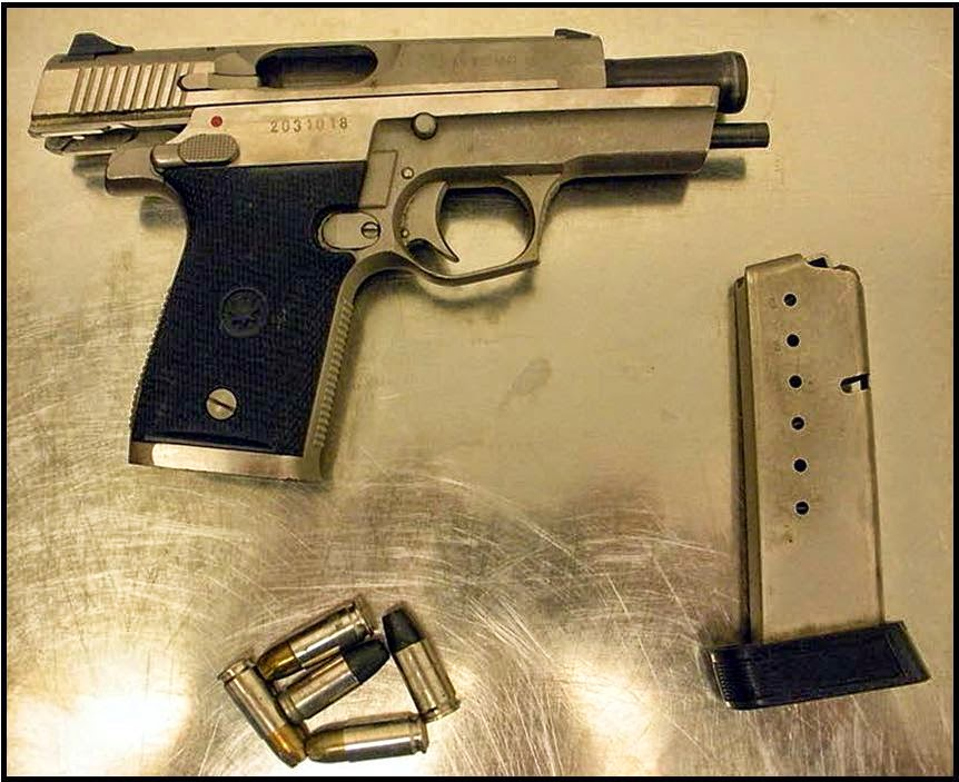 Loaded Firearm Discovered at CVG