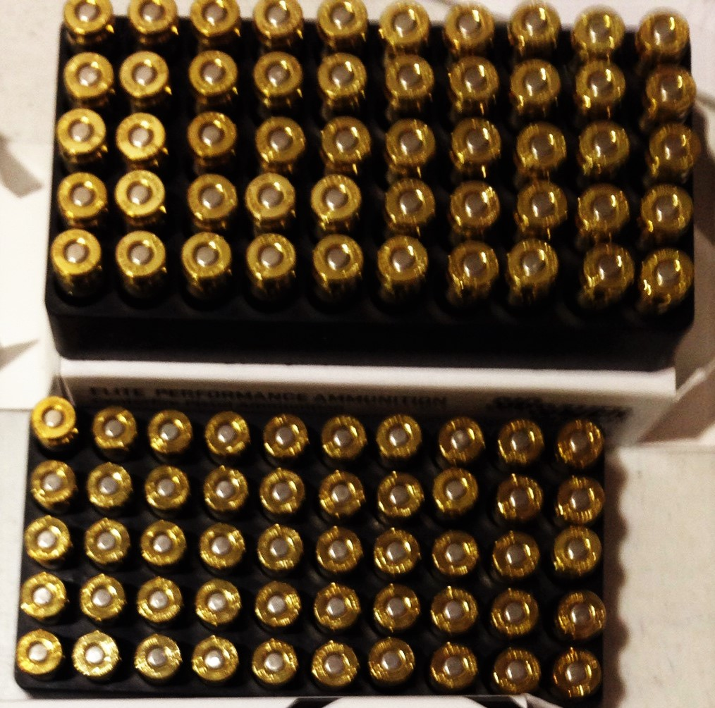 The ammunition pictured here was packed in a carry-on bag at the Nashville International Airport (BNA).