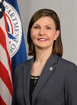 Assistant Administrator Heather Book