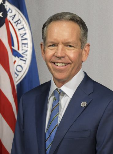 Assistant Administrator for Legislative Affairs Clint Fisher