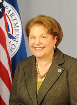 Chief Counsel Francine Kerner