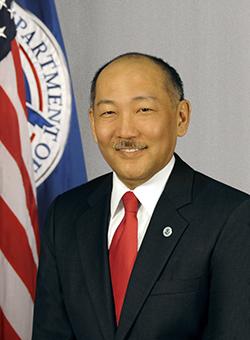 Assistant Administrator Paul Fujimura
