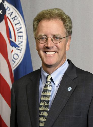 Official photo of Assistant Administrator Austin Gould