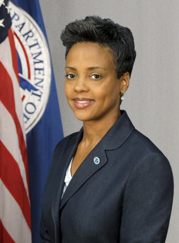 Official photo of Assistant Administrator Christine Griggs