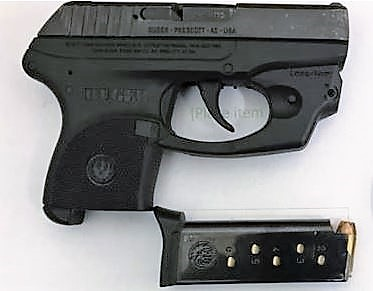 Firearm discovered by TSA at Charlottesville Airport