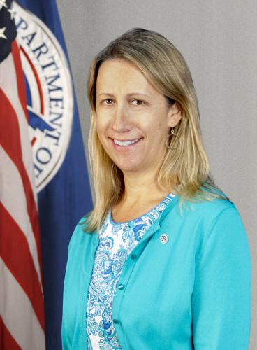 Assistant Administrator Kimberly Hutchinson