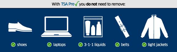TSA Pre✓® | Transportation Security Administration