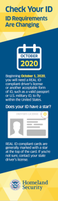 Real ID Toolkit Bookmark