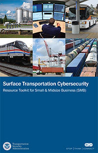 Surface Transportation Cybersecurity Toolkit poster