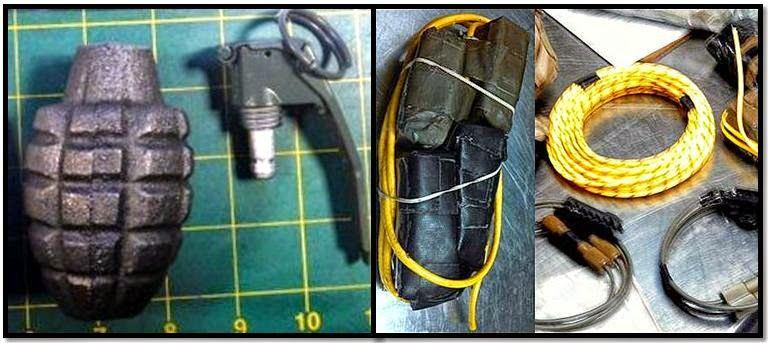 TSA Week in Review: 43 Loaded Firearms, Lipstick Knife, Explosives