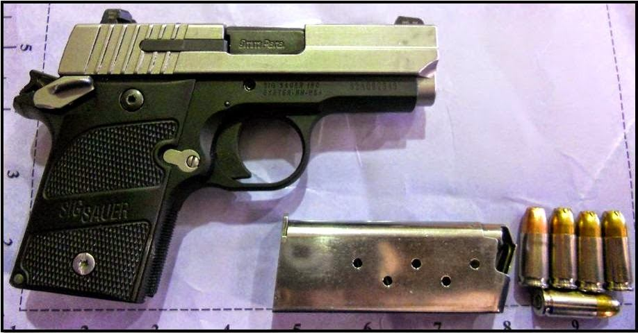 Loaded firearm discovered at PHX