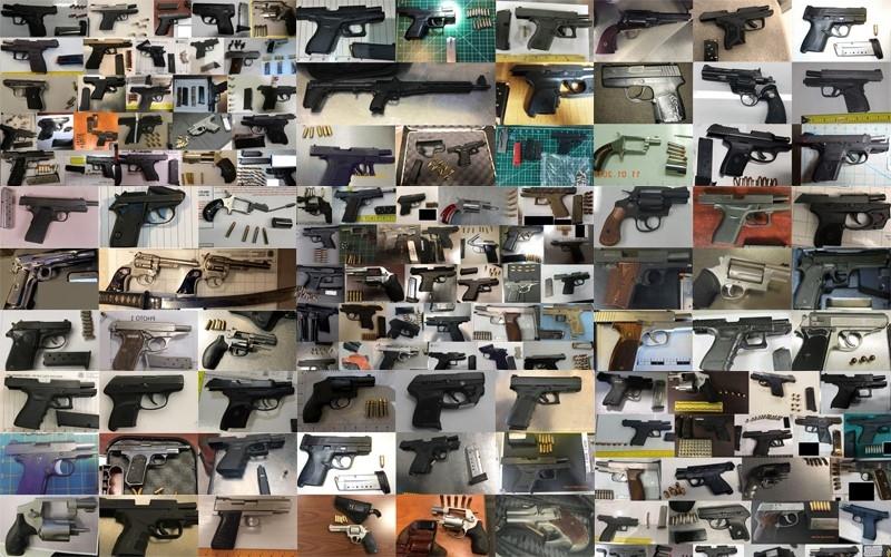 2018 Guns image