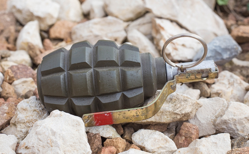 grenade photo