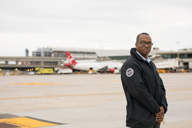 Aviation Security Inspector