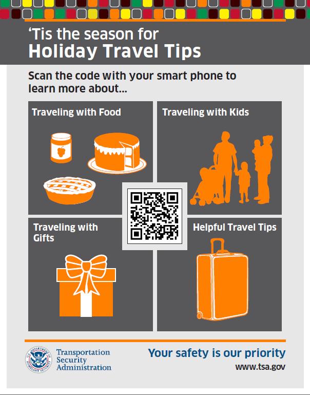 Good Gravy Let S Talk Turkey Tsa Holiday Travel Tips