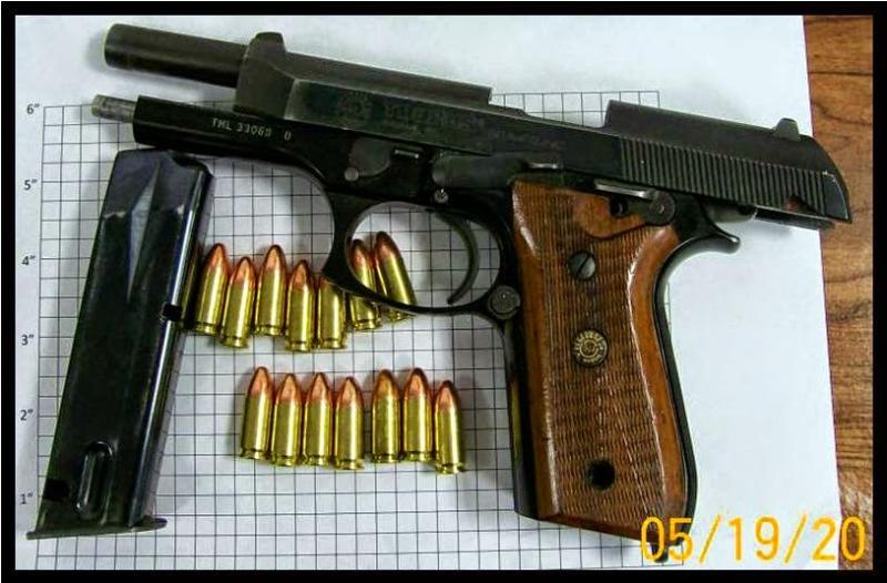 Loaded Firearm (SHV)