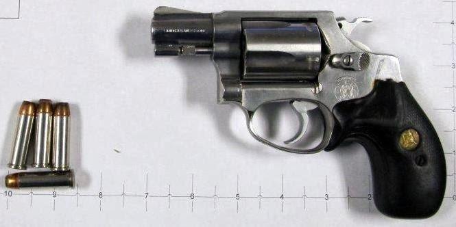 Loaded Firearm (MDW)