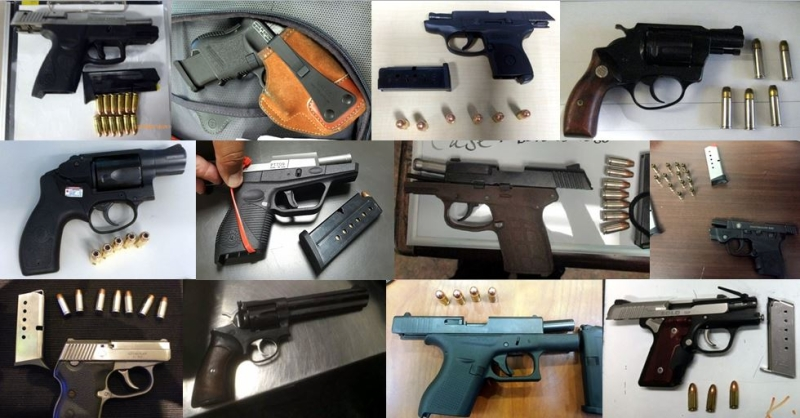 Discovered 56 firearms image