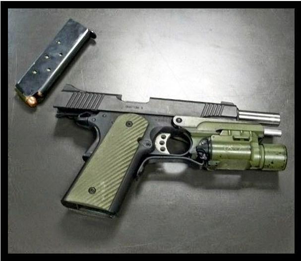 Loaded Firearm (AUS)