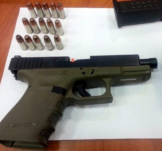 Loaded gun (ATL)