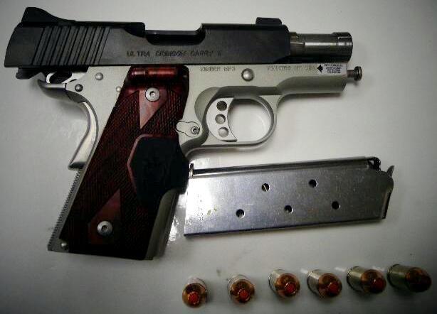 Loaded Firearm (MEM)