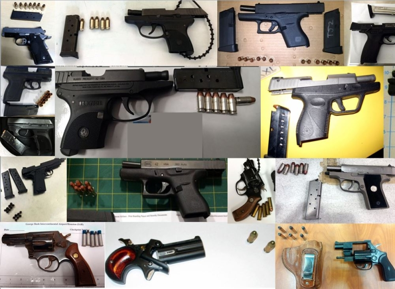 Discovered 61 firearms image