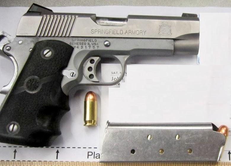 Loaded Gun (PIT)
