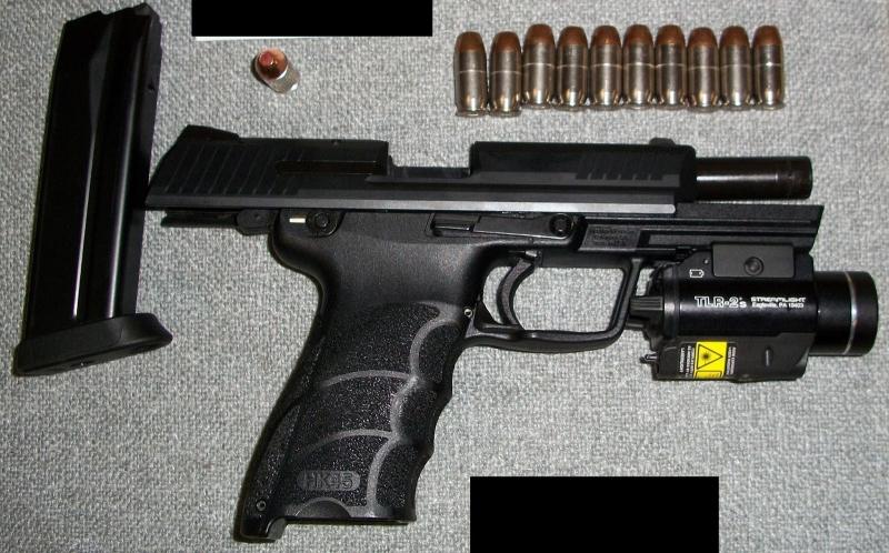 Loaded Firearm (JAX)