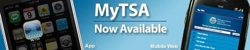 MyTSA App Banner