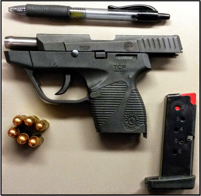 57 Firearms Discovered This Week – Of the 57 firearms, 49 were loaded and 16 had rounds chambered.