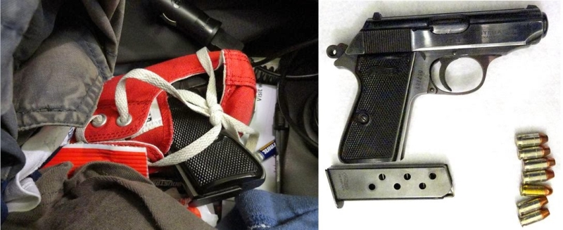 Loaded Gun Discovered In Carry-on Bag at (GJT)