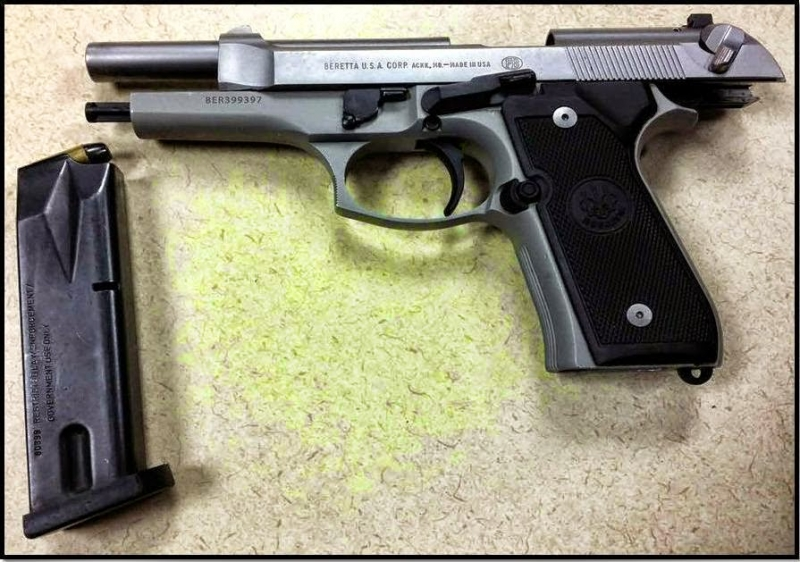 Loaded Firearms Discovered in a Carry-On Bag at Charlotte (CLT)