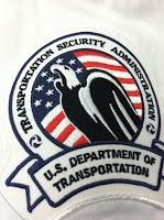 TSA Shoulder Patch