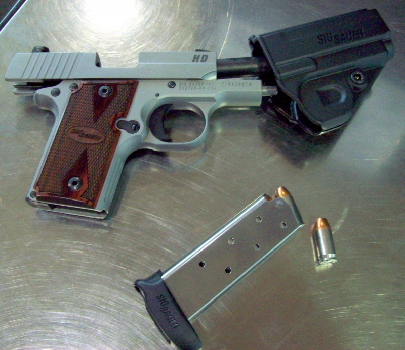 Loaded Gun (MCI)