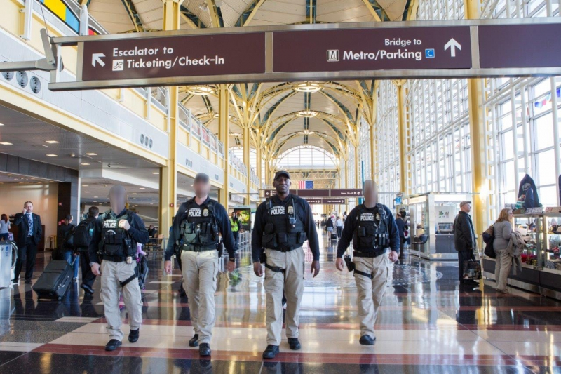 TSA VIPR Program