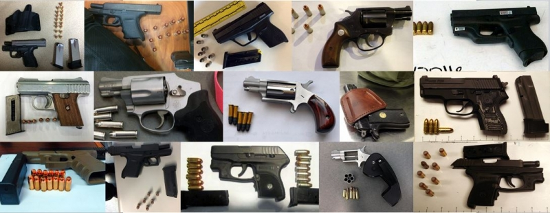 TSA Week in Review November 7th - 13th - Loaded Firearms