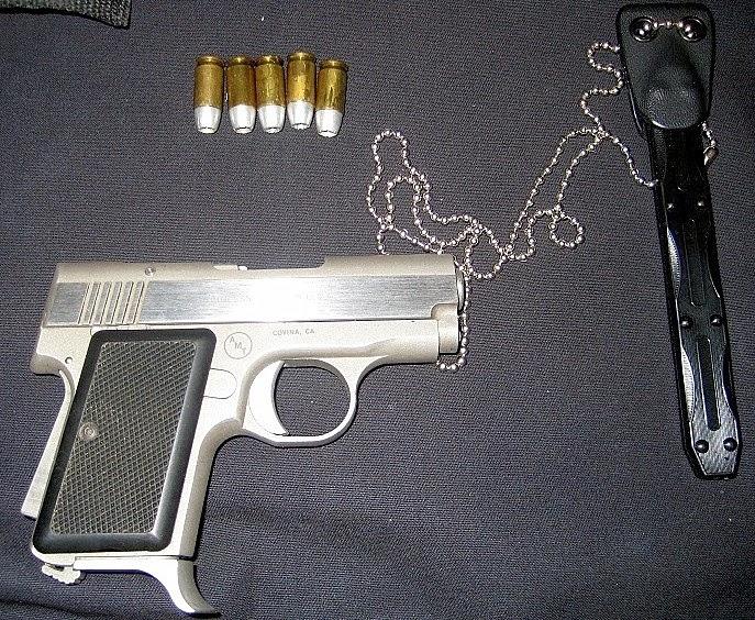 Loaded Firearm (IDA)