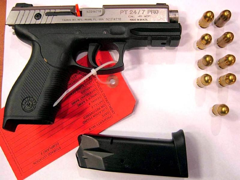 Loaded Firearm (ATL)