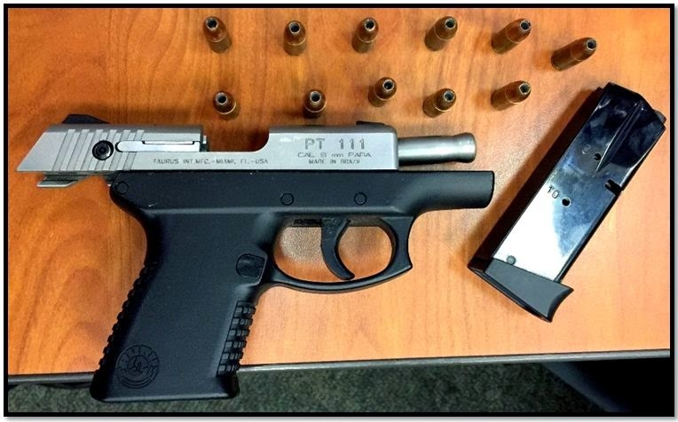 Loaded firearm discovered in carry-on bag at ATL
