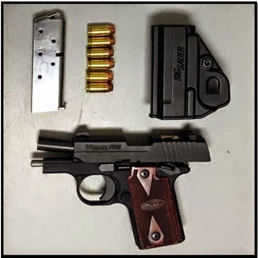 Firearm discovered in carry-on bag at RSW.