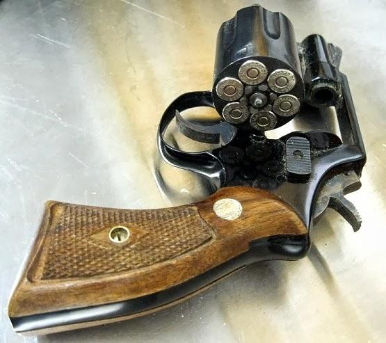 Loaded Firearm (SEA)
