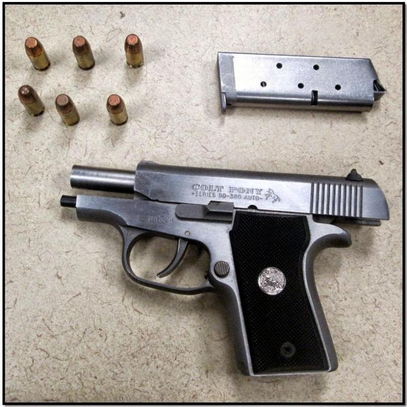 Loaded firearm discovered in carry-on bag at CLT.