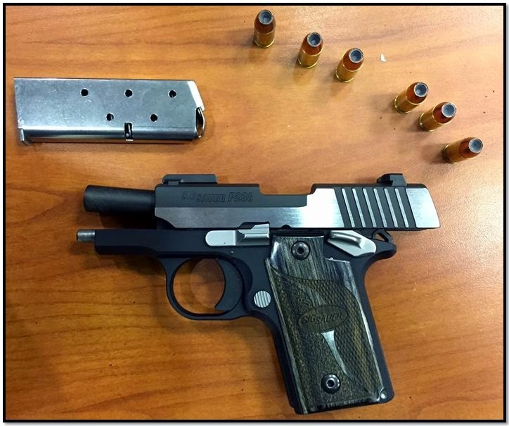 TSA Week in Review: 33 Loaded Firearms, Five Inert Grenades