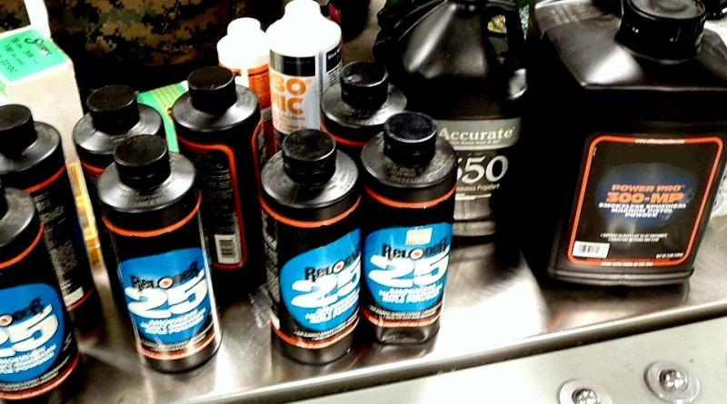 24-Pounds of Black Powder