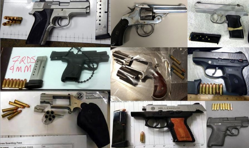 Discovered 59 firearms image