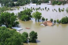 Flooding Photo Courtesy of U.S. Army Corps of Engineers