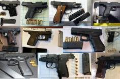 Discovered Firearms